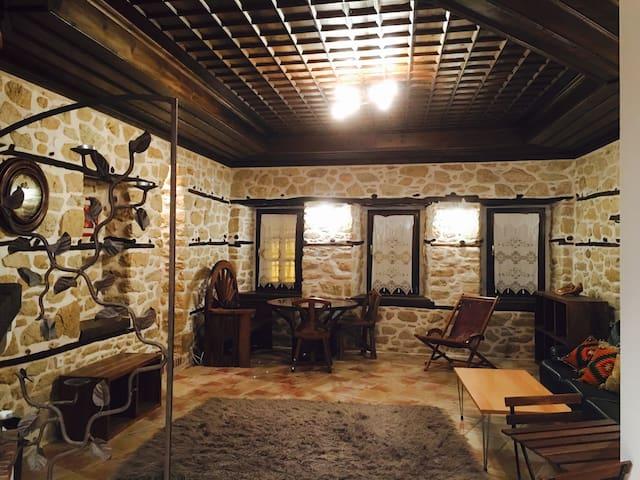 Cosy elegant 1880 mansion. - Arnaia - Apartament