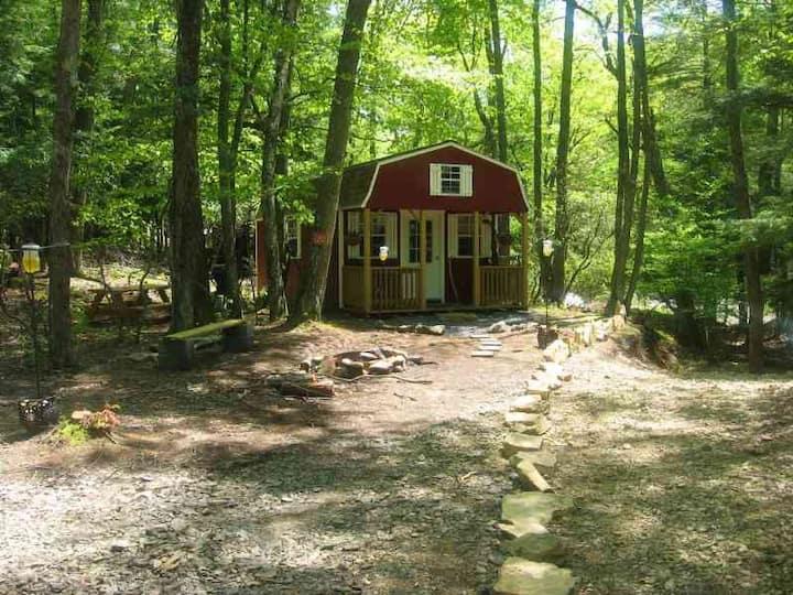 Cabin G at Abrams Creek