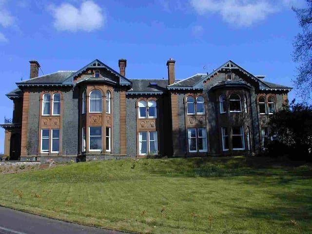 The Villa, Moffat, Scotland - Moffat - Apartament