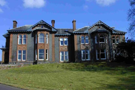 The Villa, Moffat, Scotland - Moffat