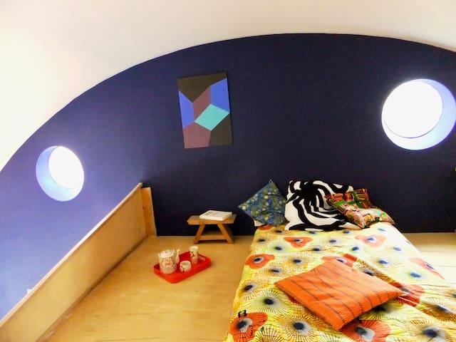 Studio-appartement 2°