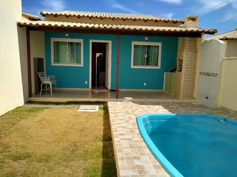 Casa no condomínio Vivamar - Unamar (Rapouzada)