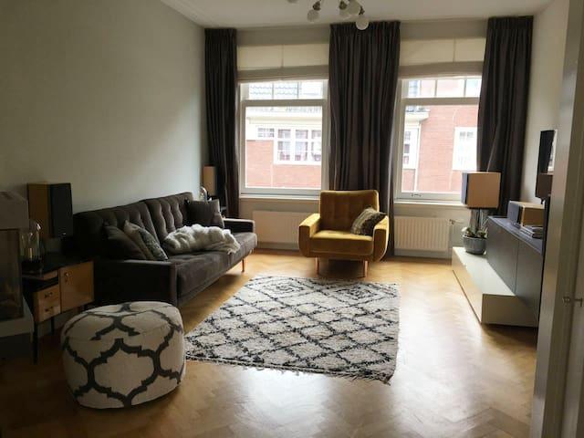 Luxurious, stylish and spacious apartment near RAI