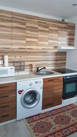 Szoba konyhás lakás Komárno óváros centrumában