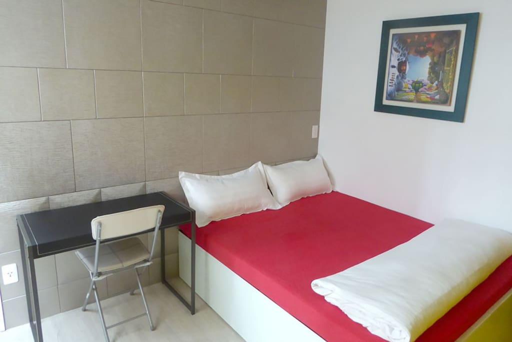 Double Bed 152cm X 190cm