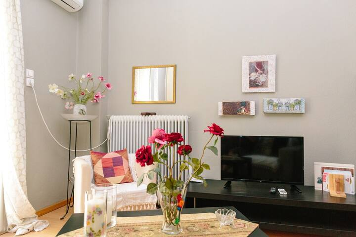 Cosy Apartment in the Centre of Komotini