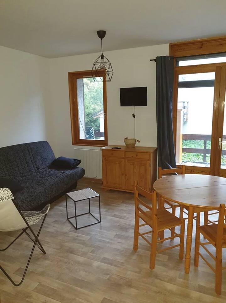 Lovely apartment Bonneval-sur-Arc
