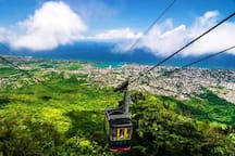 The Puerto Plata Cable Car