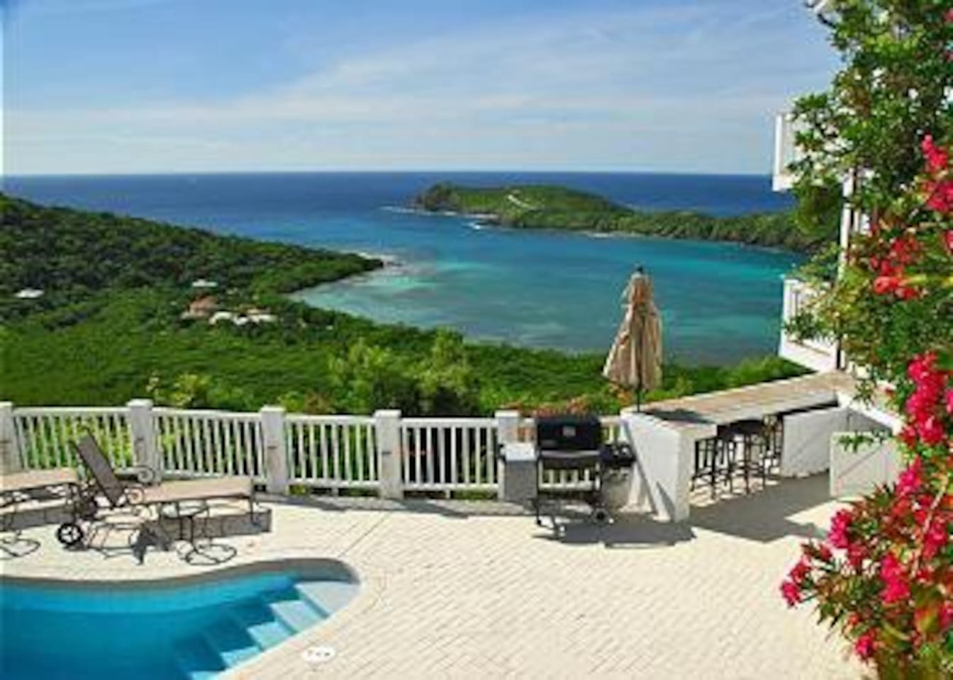 Completely remolded in 2019, Unicorn is the perfect vacation rental for your next St. John, USVI vacation.