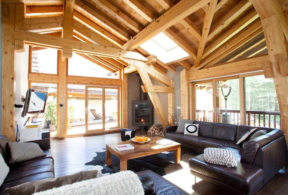 Large Living room - 85 sq meters