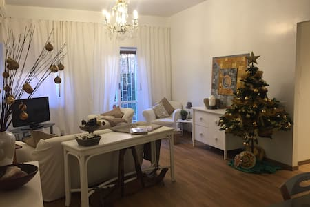 Lovely New 5 people apartment Rome - Roma - Daire
