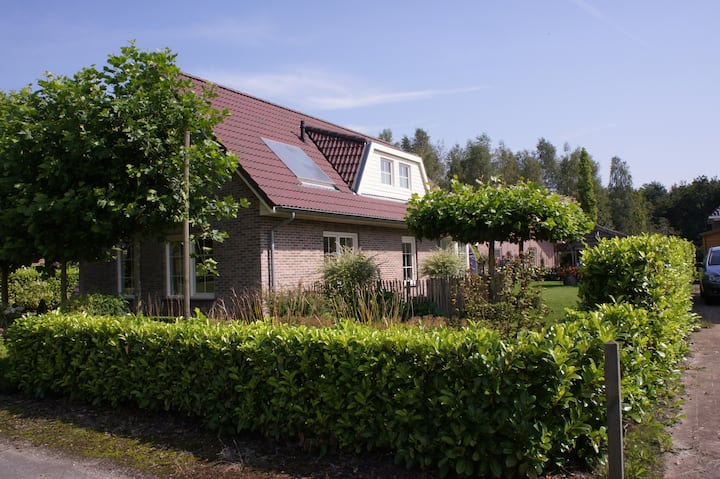 Child friendly holiday home in Zeewolde
