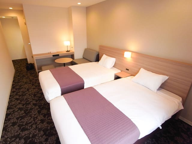 New Hotel Style Apartment for 3pax in Haneda #303