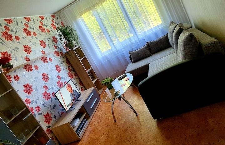 Уютная,чистая квартира в Каугури,Юрмала.
