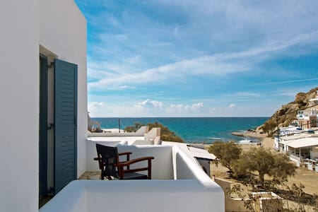 Perigiali Apartment in Folegandros