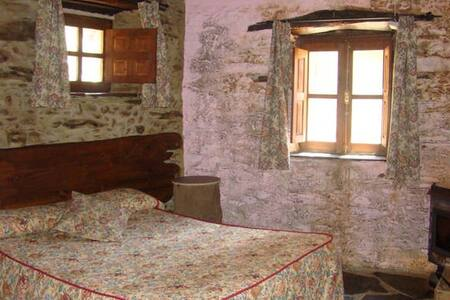 La Ortiga. Habitación doble - Robledillo de Gata