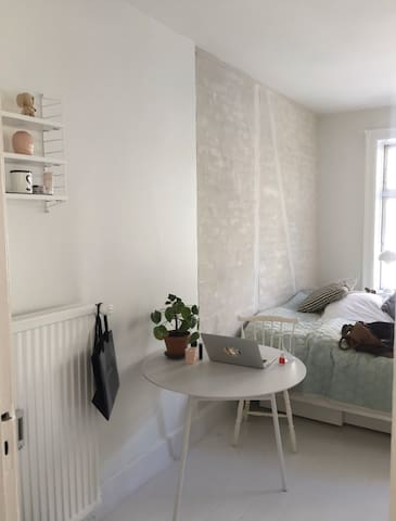 Cozy room in the heart of Frederiksberg