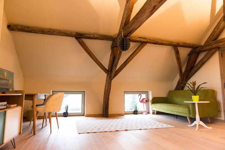 19th century - floor with private bathroom - Holsbeek - Hus