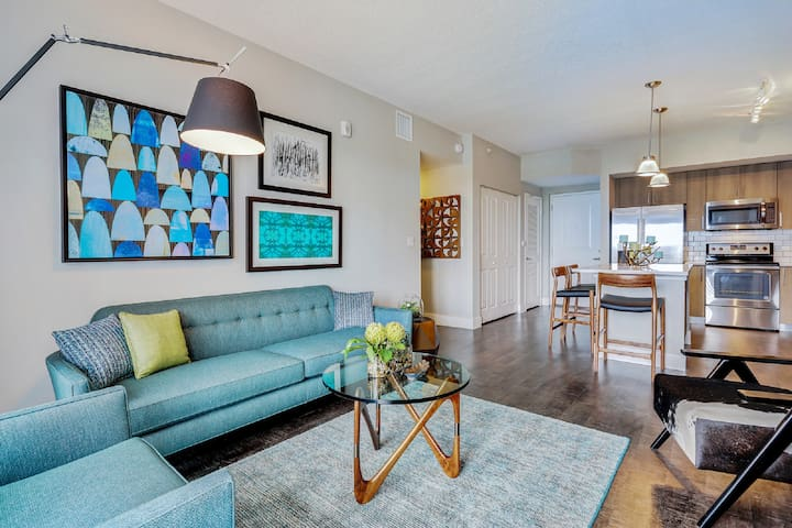 Your home away from home | 1BR in Miami