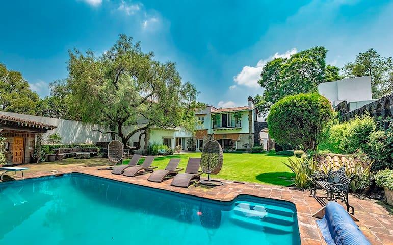 Luxury House Mexico City