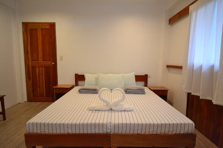Private Double Room No4 at Pahiluna Guesthouse