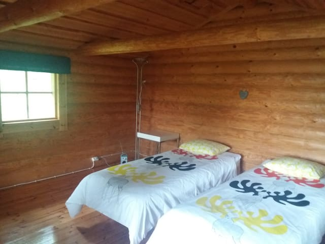 Room for two person