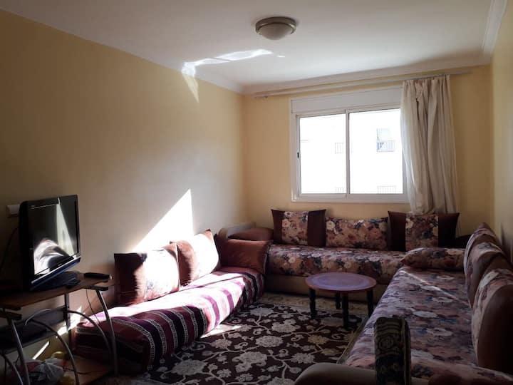 Appartement forêt diplomatique de Tanger