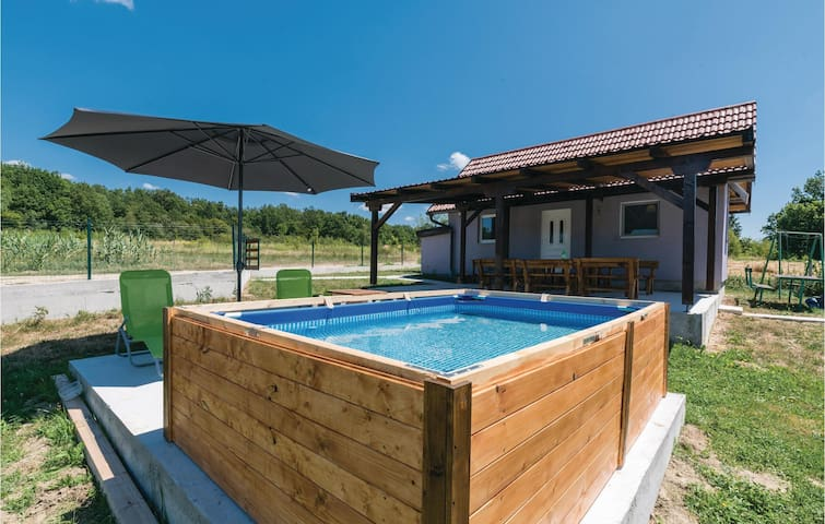 Holiday cottage with 1 room on 46 m²