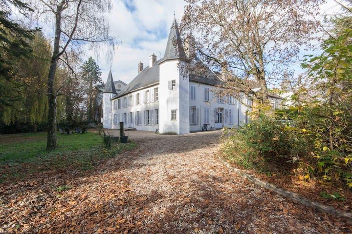 Bourgogne : votre Château Geek à Seurre