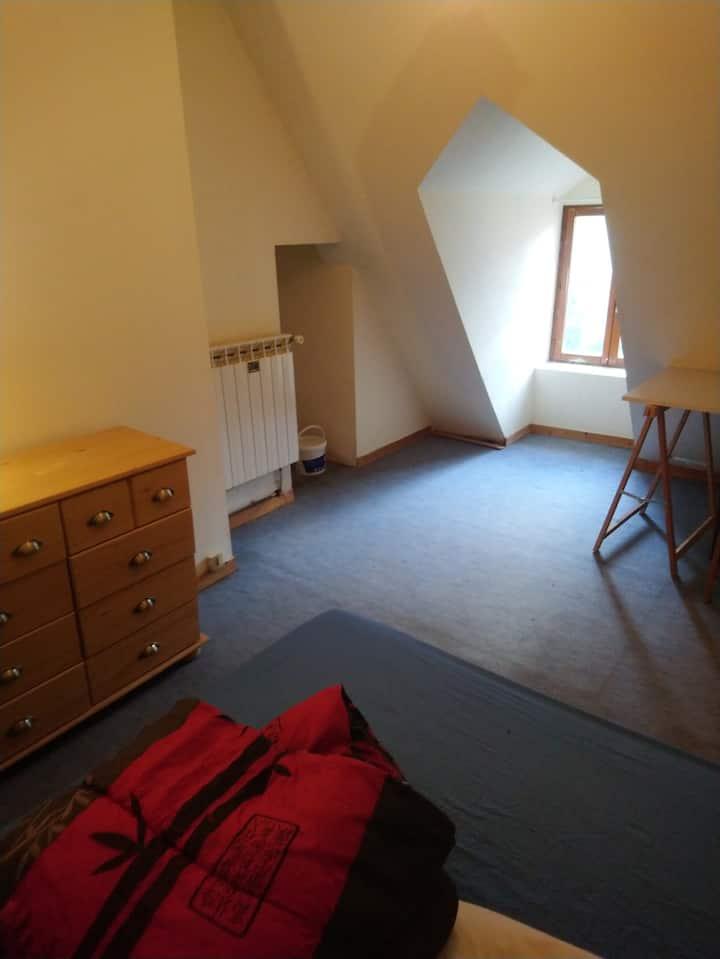 1 chambre entre sologne et sancerrois(bleue)
