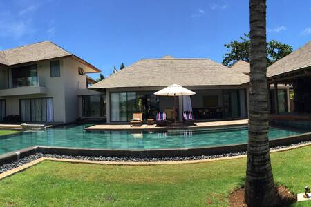 Anahita Villa, Golf View, Mauritius - Villa