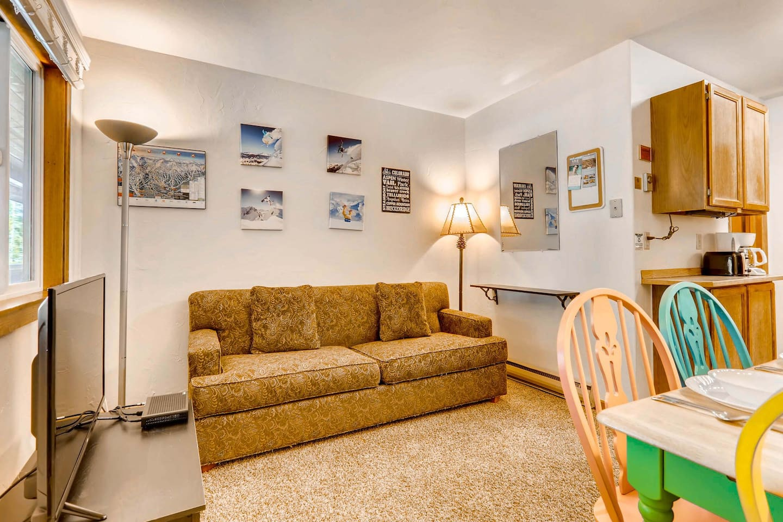 Living Area (Unit Size 300 Sq.Ft)