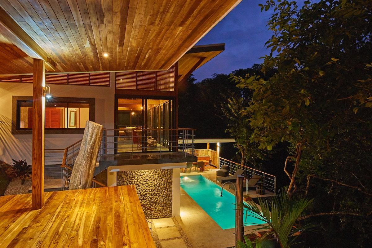New canopy villa next Surf and Bodhi Tree yoga - Villas for Rent in Playa Guiones Guanacaste Costa Rica & New canopy villa next Surf and Bodhi Tree yoga - Villas for Rent ...