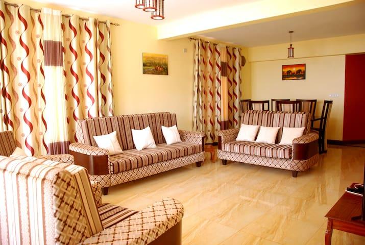 KVS (Kigali Village Suites)
