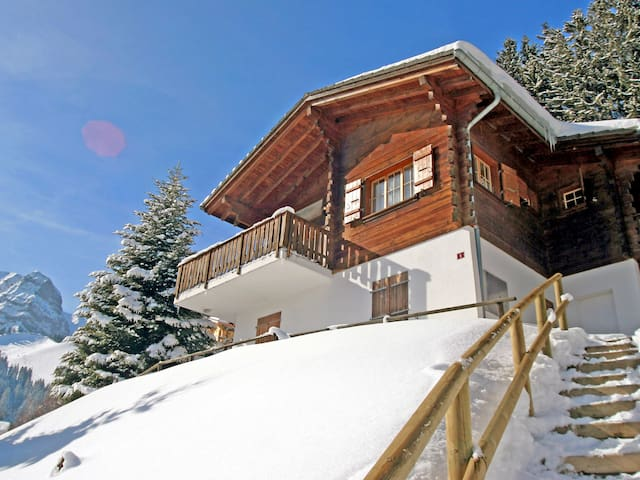 3-room chalet 71 m² Chalet in Moléson