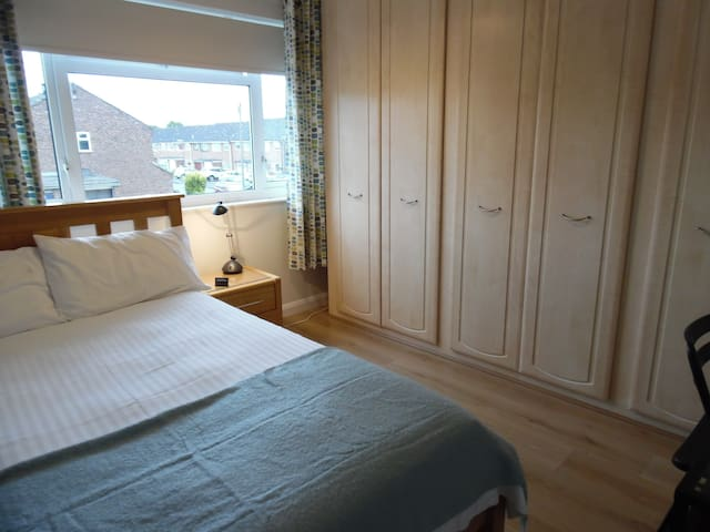 Cosy Double Room  Suitable for 1 or 2 people