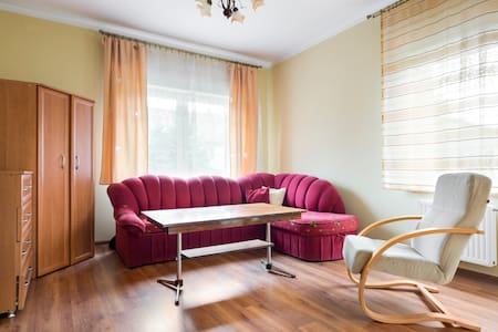 Cosy room in Cracow, Near airport - Krakov