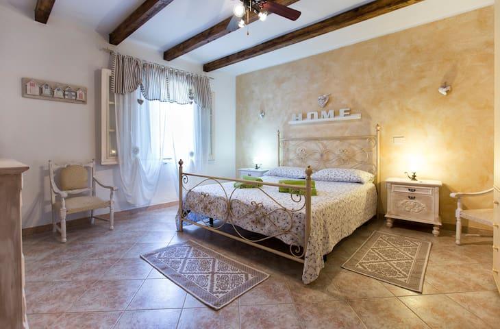 Chiglia at La Guzzetta Ranch in Sardinian Paradise