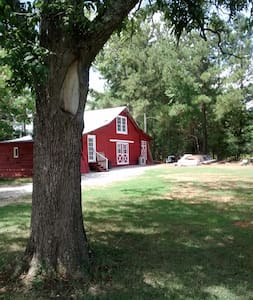 Selah Barn, a cozy retreat for mind, body and soul - Loganville