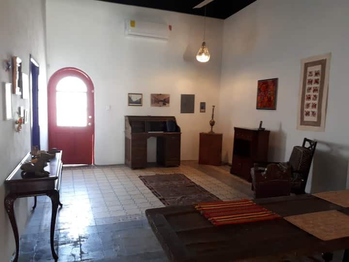El Diván de Sofía (Habitación Ventanal)