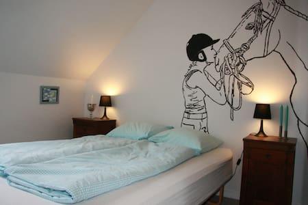 Søndervig Bed and Breakfast - Room: Karla - Ringkøbing - Bed & Breakfast