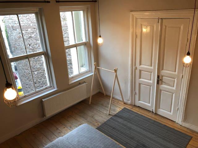 ♕Wooden Room&Terrace//Stunning Bosphorus&Galata