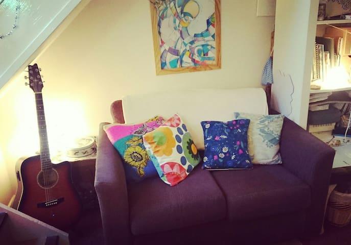 Cosy, creative mezzanine apartment - Exeter  - อพาร์ทเมนท์