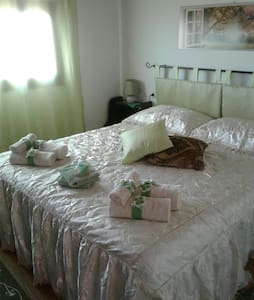 Ba.Lu'. Camera Matrimoniale  - Guspini - Bed & Breakfast