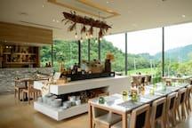 Escape Khao yai; Dinning Experience