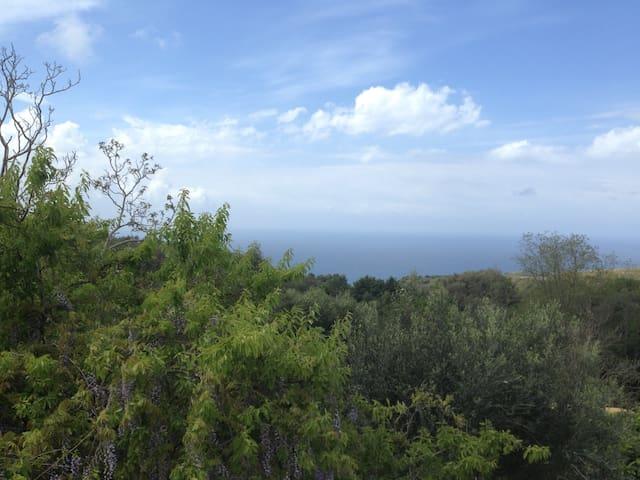 Appartamento Padronale, vista sul mare di Tropea