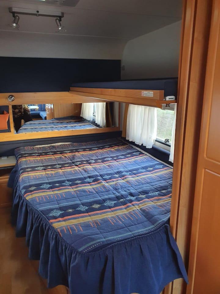 Camping og eller rom til leie