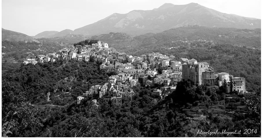 Appartamento centro storico-Rivello - Rivello - Pis