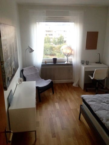 Cozy room in a perfect location. - Helsingborg - Apartment