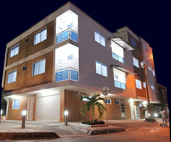 Hermoso apartamento en Barrancabermeja